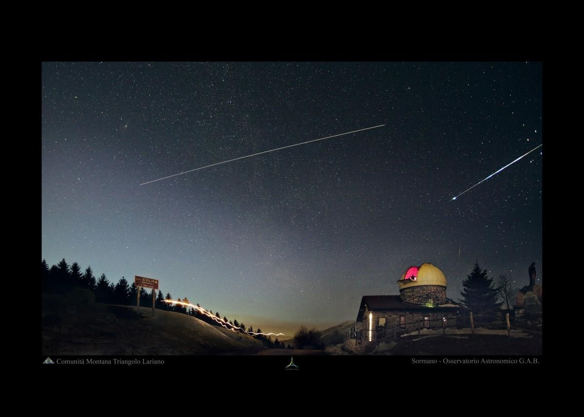 Sormano - Osservatorio Astronomico GAB